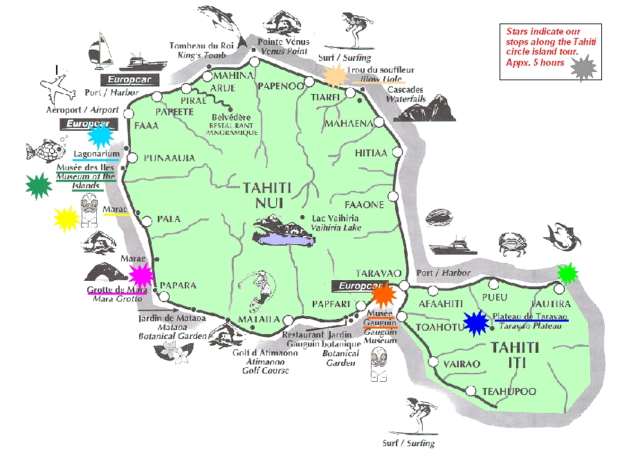 Our Tahiti Road Map - Clickable on road map of canada, road map of new zealand, road map of estonia, road map of new england, road map of central america, map showing tahiti, road map of nassau, road map of the big island, road map of united kingdom, road map of japan, road map of paramaribo, road map of the florida keys, road map of montserrat, road map of hawaii big island, road map of south america, moorea tahiti, road map of italy, road map of st barts, road map of gabon, road map of queensland,
